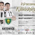 MKS Sandecja Nowy Sącz vs GKS Katowice