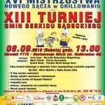 XVI Mistrzostwa Nowego Sącza w Grillowaniu oraz XIII Turniej Gmin Beskidu Sądeckiego