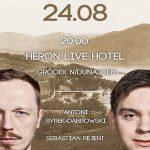 [Sienna]: Stand Up: Antoni Syrek-Dąbrowski i Sebastian Rejent