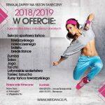 Sezon Taneczny 2018/2019 – WirDance zaprasza na zajęcia dla dzieci, młodzieży i dorosłych