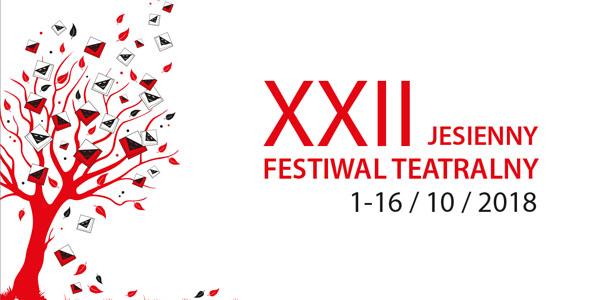 XXII Jesienny Festiwal Teatralny