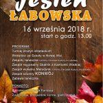 [Łabowa]: Jesień Łabowska