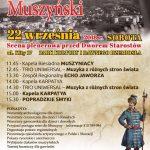 [Muszyna]: IX Jarmark Muszyński