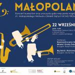 MY, MAŁOPOLANIE – koncert laureatów 41. Małopolskiego Festiwalu Orkiestr Dętych ECHO TROMBITY 2018