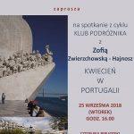 [Krynica – Zdrój]: Klub Podróżnika: Kwiecień w Portugalii
