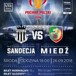 MKS Sandecja vs MKS Miedz Legnica