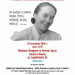Pamięci Zofii Kossak – Szczuckiej