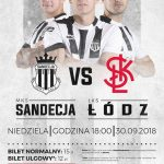 MKS Sandecja vs ŁKS Łódź