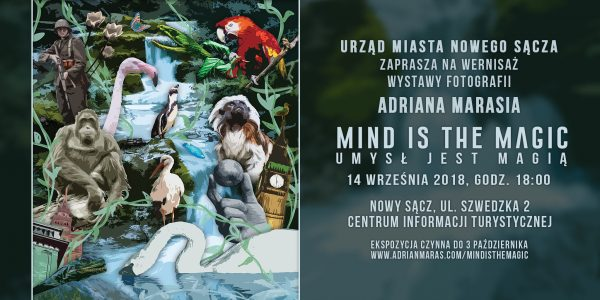 """Mind is the Magic – Umysł jest Magią"""