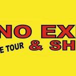 Dino Expo podróżnicza wystawa dinozaurów i żywych pająków
