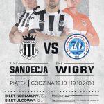 MKS Sandecja vs SKS Wigry