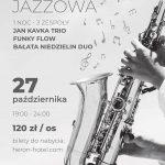 [Sienna]: Noc Jazzowa