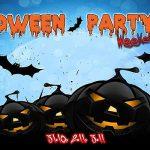 La Rocca zaprasza na Helloween Party