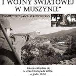 [Muszyna]: Świadkowie I Wojny Światowej w Muszynie