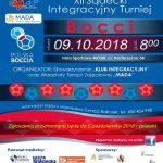 XII Sądecki Integracyjny Turniej Bocci