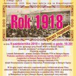 Pierwsi Niepodlegli – Październik 1918: Nowy Sącz wybija się na niepodległość