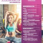 Wir Dance zaprasza na zajęcia Taneczne dla dorosłych