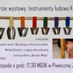 [Piwniczna Zdrój]: Instrumenty Ludowe Karpat