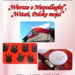 [Muszyna]: Wiersze o Niepodległej – Wstań, Polsko moja!