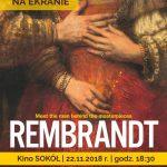 Wystawa na ekranie: Rembrandt