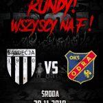 MKS Sandecja vs Odra Opole