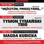 Kawiarnia Prowincjonalna zaprasza…na koncert