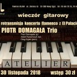 Koncert w Atelier Jazz Club – wieczór gitarowy
