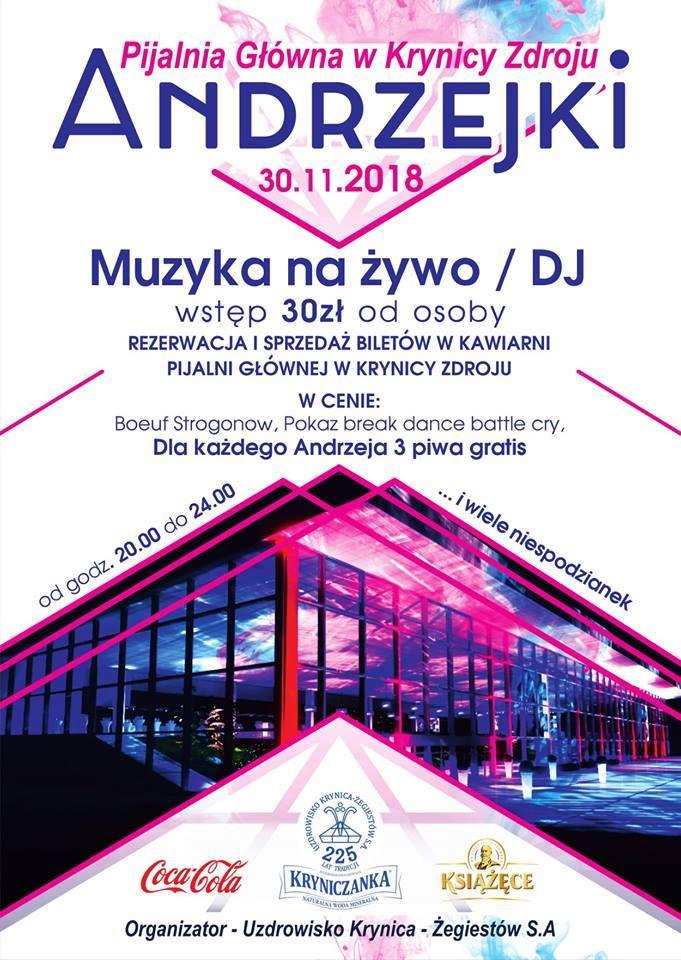 Andrzejki 2018 Krynica