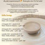 [Muszyna]; Warsztaty ceramiczne