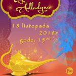 Tajemnica Alladyna – spektakl dla dzieci