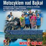 [Stary Sącz]: Na wschód. Motocyklem nad Bajkał – Maciek Dobrowolski