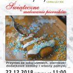 [Piwniczna Zdrój]: Świąteczne malowanie pierników