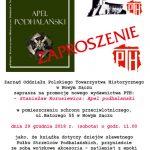 Apel Podhalański – Stanisław Korusiewicz – promocja wydawnictwa