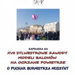 [Muszyna]: Zawody Modeli Balonów