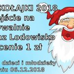 Mikołajki 2018 w MOSiR