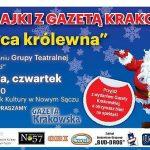 Mikołajki z Gazetą Krakowską