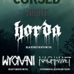Koncert w Fabryce: Cursed Night