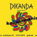 Koncert w Atelier Jazz Club: Dikanda