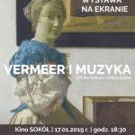 Vermeer i muzyka. Sztuka miłości i odpoczynku – wystawa na ekranie