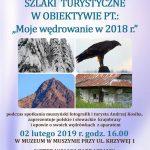 [Muszyna]: Szlaki turystyczne w obiektywie: Moje wędrowanie 2018