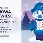 Zimowa opowieść – koncert dla dzieci i dorosłych