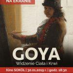 Wystawa na ekranie: Goya. Widzenie ciała i krwi
