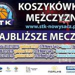Sądeckie Towarzystwo Koszykarskie zaprasza na mecze
