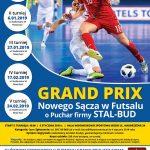 Grand Prix Nowego Sącza w Futsalu 2018/2019