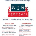 Ogólnopolski Turniej Tańca Wir Festiwal