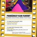 Podróżniczy Klub Filmowy: Indie południowe