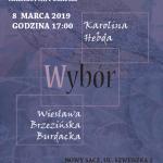 """""""Wybór"""" [RELACJA]"""