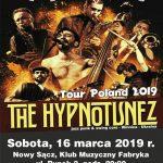 Koncert w Fabryce: THE HYPNOTUNEZ – jazz punk ,swing core ,retro – Winnica Ukraina
