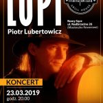 Koncert w Manufakturze: LUPI