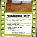 Podróżniczy Klub Filmowy: Od Yellowstone do Yosemite